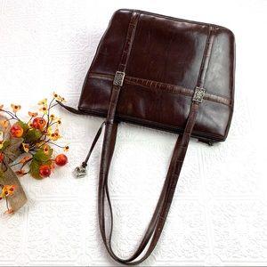 Vintage Brighton Leather Shoulder Bag